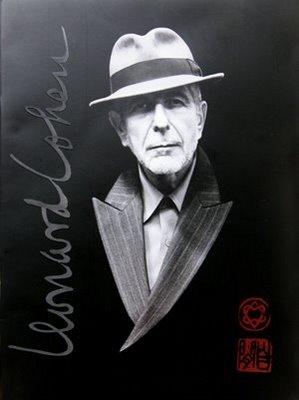 Leonard Cohen programme 1