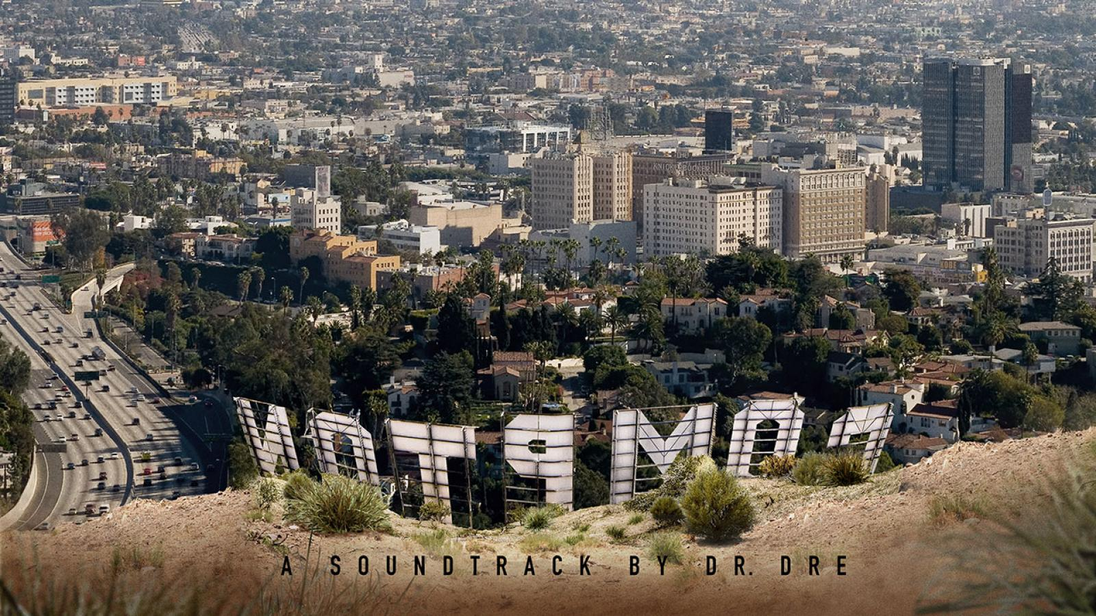 Dr Dre Compton